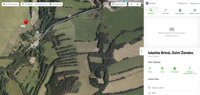 Kdysi tam byla pole, dnes jen pastviny.