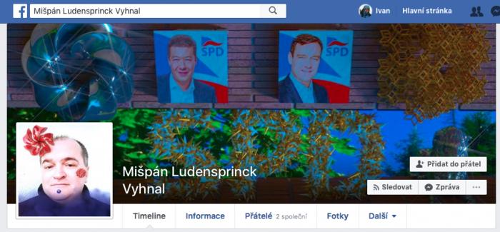 FB profil odborníka na bojové plyny