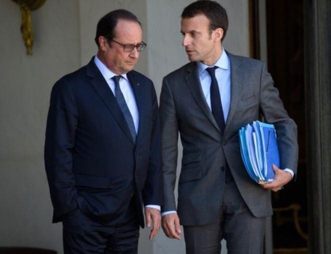 I ve Francii byli dosud dominantní socialisté vytlačeni novým hnutím En Marché prezidenta Macrona.