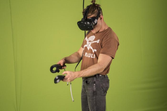 Umělecká tvorba ve virtuální realitě otevírá umělcům nové možnosti.