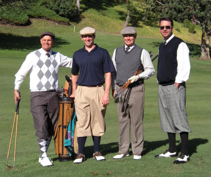 Golfisté jsou jediní lidé, kteří se všude hrdě chlubí svým handicapem.