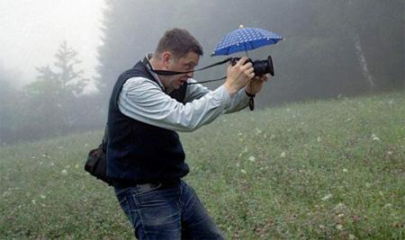 Dobrá fotka si žádá oběti. Ale foťák musí přežít!