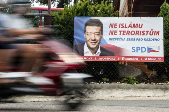 Až Tomio všechny ty Islámy zakáže, bude nám všem konečně dobře