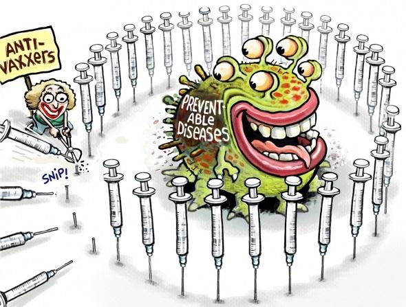 Jen díky odpůrcům očkování si dnes můžeme zkusit, jaké to je, když děti umírají na 50 let vymýcené nemoci.