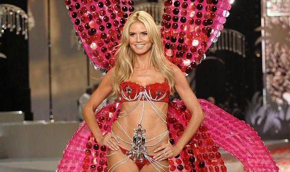 Victoria's Secret nastartovala kariéru takovým topmodelkám, jako je například Heidi Klum.