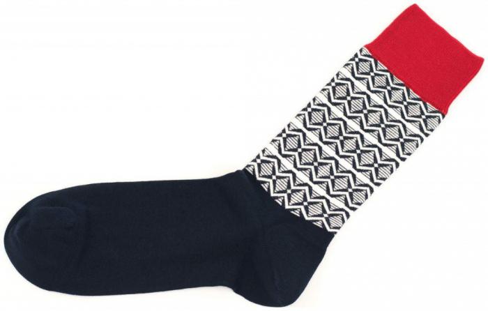 Ponožka může plnit více funkcí