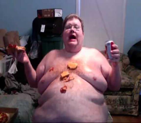 Obézní sex video