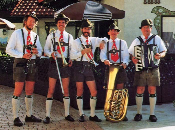 Nedělat si legraci z Němců není možné.