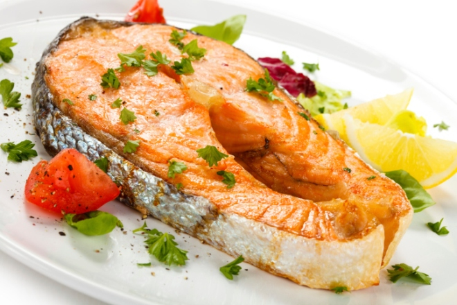 Ryby jezte spíše podle chuti, žádné zázraky s vaším zdravím beztak nenapáchají.
