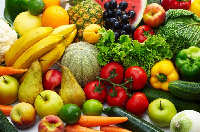 Ovoce a zelenina patří k vyvážené a pestré stravě. Nemusíte si na ně ale dělat žádné kvóty.
