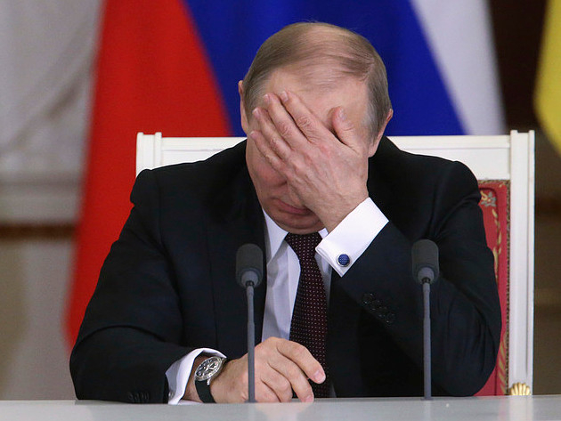 Putin možná občas ocení, že mu Zeman podlézá, ale za tu ostudu, co Zeman dělá, mu to snad ani nestojí.