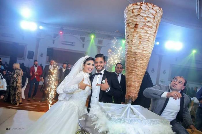 I takto to může vypadat na vaší svatbě!