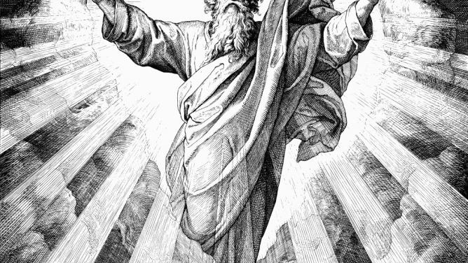 34otázek, které můžete položit Bohu, až ho někdy potkáte