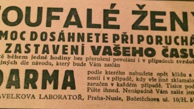 """7 """"zaručeně účinných"""" produktů pro krásu, kterým bych naletěla stejně dnes jako před 100lety!"""