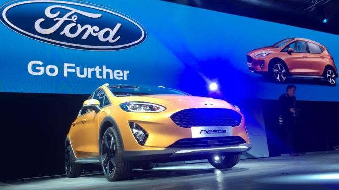 Nová Fiesta přijíždí: Byli jsme se na ní podívat a rozloučili se stoustarou