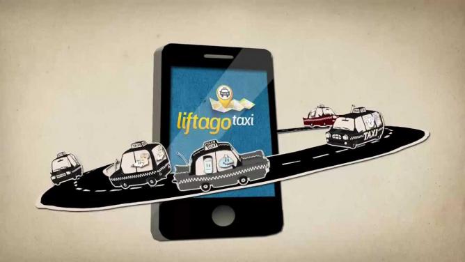 Liftago: česká mobilní aplikace pro taxislužbu úspěšně konkuruje americkému gigantu