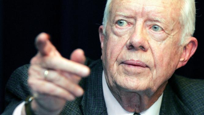 Americký exprezident Carter nemilosrdně oClintonové: Volby jí neprohráli ruští hackeři, ale onasama