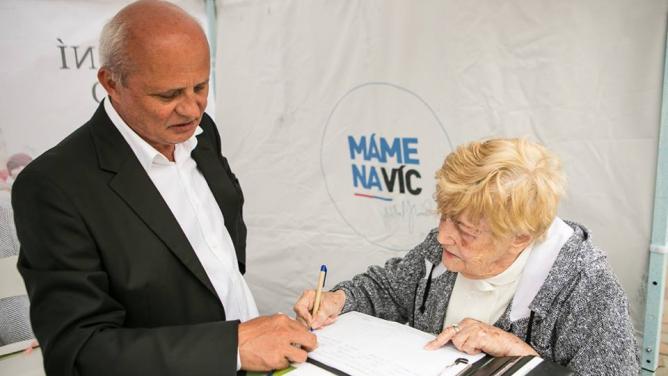 Horáček chce sbírat podpisy ipro další prezidentské kandidáty