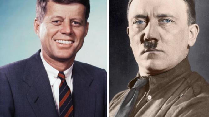 Co měli společného Hitler a Kennedy? Dost možná spali se stejnou milenkou