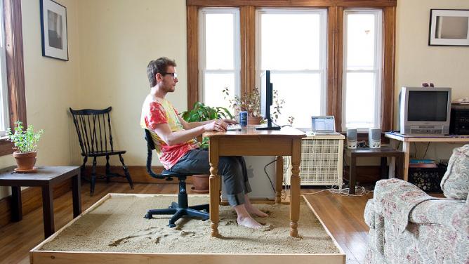 4nevýhody toho, pokud pracujete zdomu a jste na volnénoze