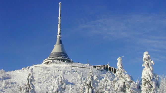 4důvody, proč vyzkoušet lyžování na Ještědu