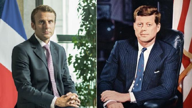 Macron jako evropský Kennedy: Dočká se mladý liberál iatentátu?
