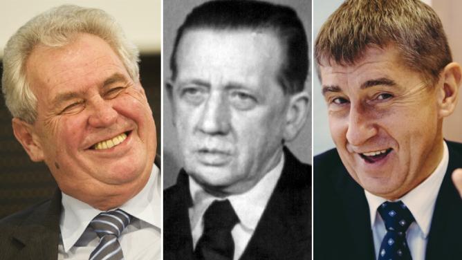 Chudák Ferdinand Peroutka: Po Zemanovi zneužívá slavného novináře kvlastní demagogii iBabiš
