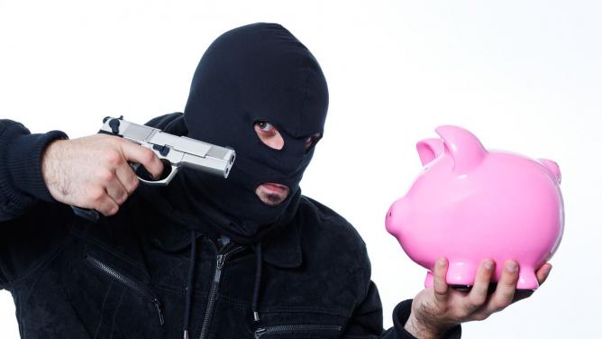 5neuvěřitelně bláznivých zločinů, které jejich pachatelůmvyšly