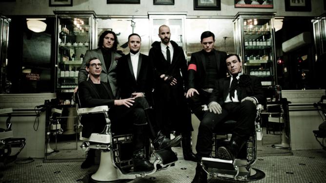 Rammstein se chystají na Prahu: 5zajímavostí onejslavnější kapele od soudruhů zNDR