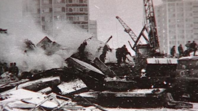 Výbuch tachovské ubytovny: Největší civilní neštěstí Československa zabilo 50lidí