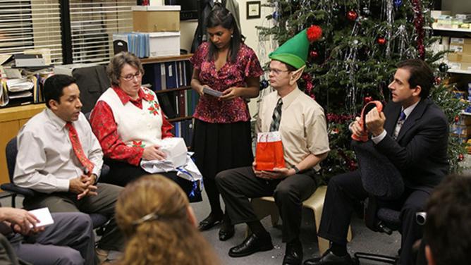 5hrozných věcí, co se tutově stanou na vašem vánočním firemním večírku, ikdyž si to plánujetejinak