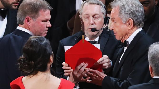 7nezapomenutelných okamžiků z89.předávání Oscarů
