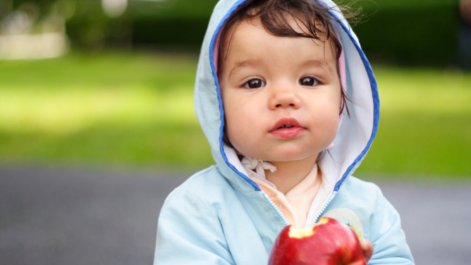 10výhod toho být malým dítětem