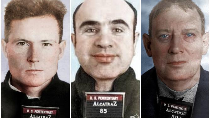 Al Capone a další ptáčci: před 55lety zavřeli slavný Alcatraz, tohle je 8nejslavnějších zločinců, kteří vněmseděli