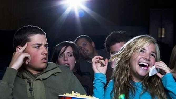 10lidí, které potkáte vkaždém kině