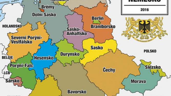 17plus 6důvodů, proč by Česko mělo být součástí Německa