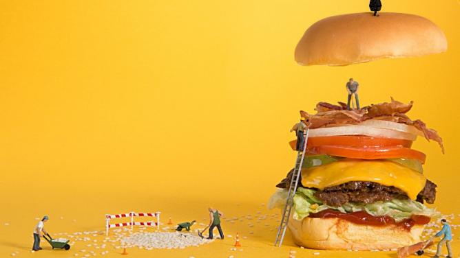 7věcí, které vám pomohou klepším hamburgerům