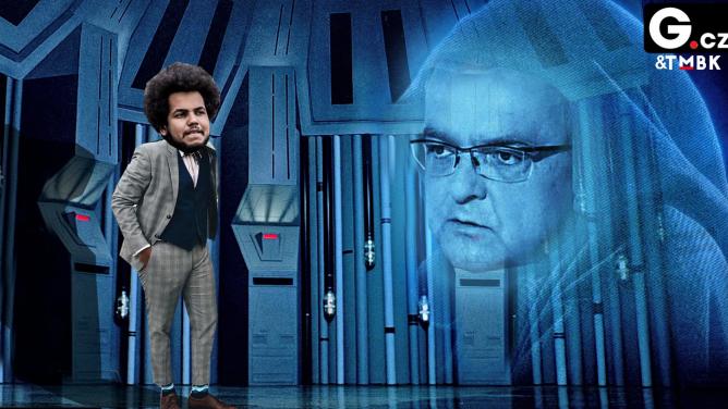 Kalousek se chce stát hologramem. Inspiroval se ukomunisty Mélenchona nebo diktátora Erdogana?