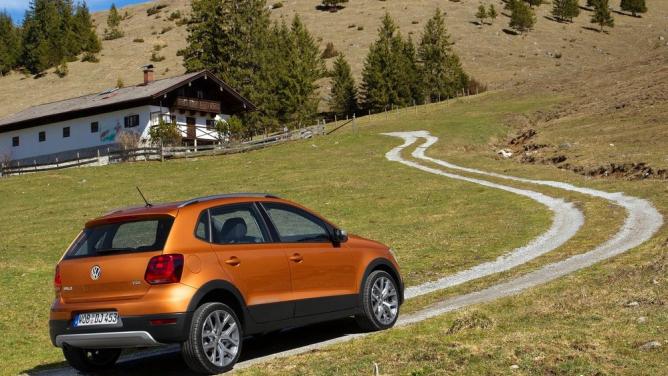 7důvodů, proč sáhnout po Volkswagenu CrossPolo