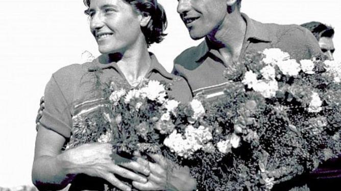 Společně slavili rekordy inarozeniny. 4+4zajímavostí oEmilovi a Daně Zátopkových