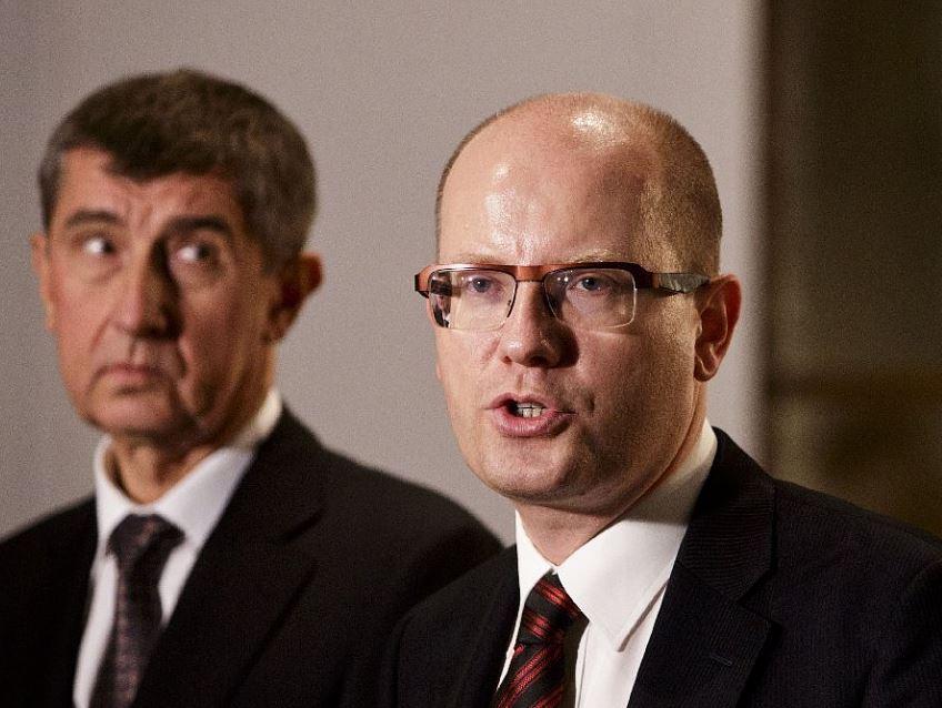 Na počátku volebního období byl Andrej Babiš tím slabším z koaličních partnerů. Teď by pohodlně Sobotku rozdrtil.