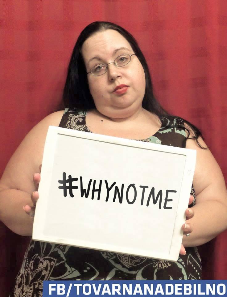 Kampaň MeToo ponižuje i neatraktivní ženy, které mají rovněž právo být zneužívány