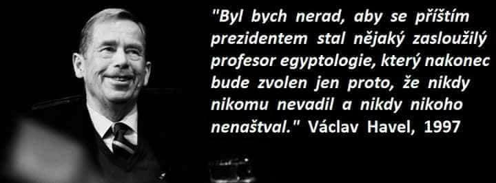 Masaryk s hláškou o internetu se začal šířit poté, co se objevila jiná falešná citace, ta Václava Havla