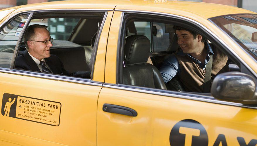 Taxikář by nechal celou dobu běžet taxametr