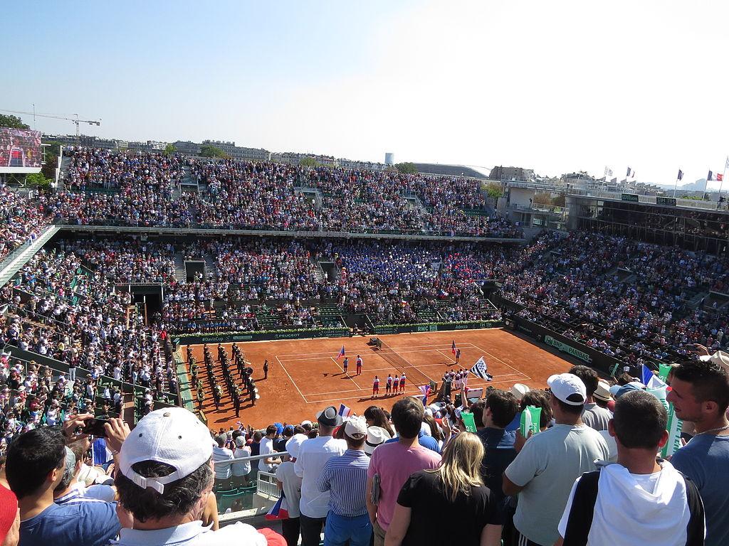 Davis Cup v roce 2014. Francie vs. Česká republika