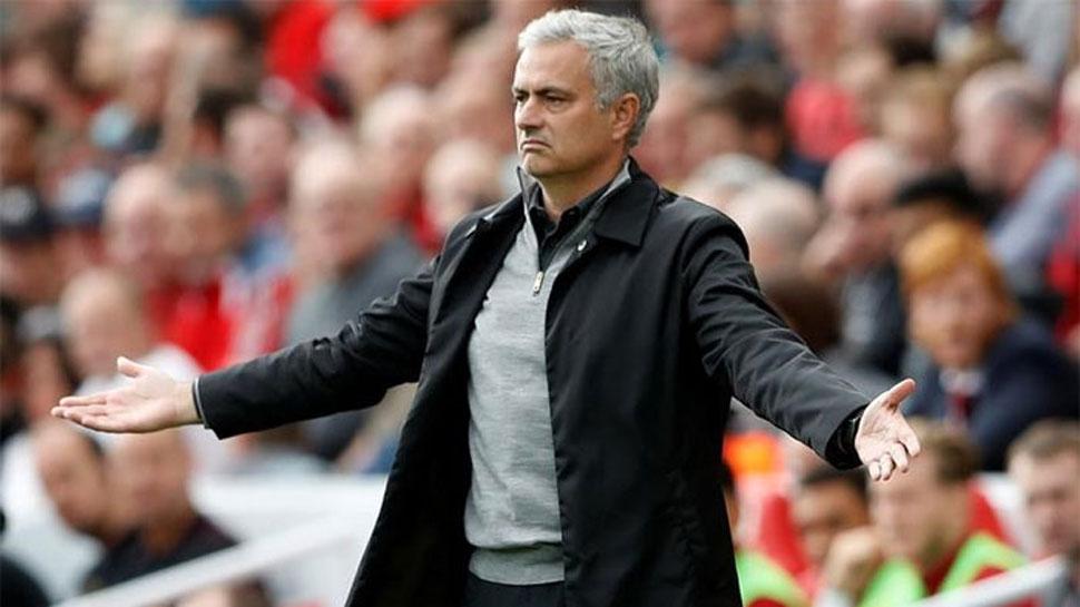 Mourinho je velmi rozzlobený