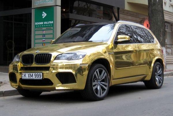 Řidiči BMW se neštítí ničeho