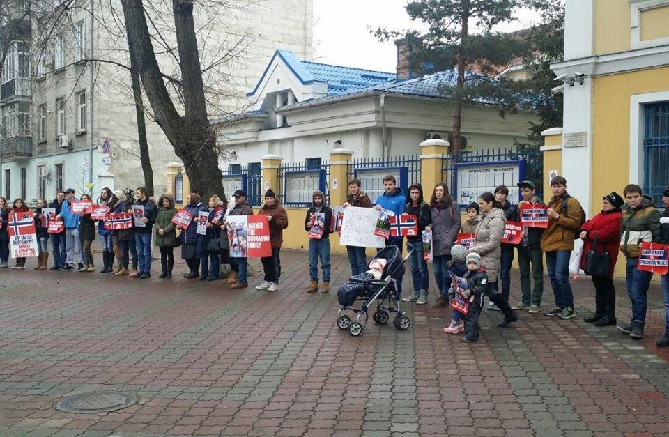 Rumuni chtějí zpět rumunské děti