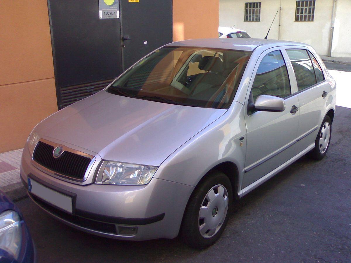 Škoda Fabia I.