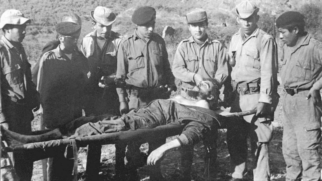 Che je mrtev a svět je o něco bezpečnější místo k životu